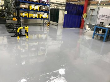 Resin Floor Coatings