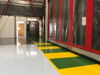 Resin Flooring Contractors London