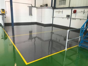 Industrial Flooring Contractors Birmingham