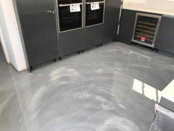 Marble Effect Resin Floors