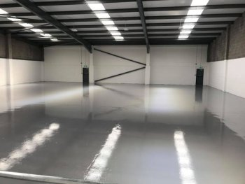 Resin Flooring Eastleigh