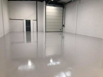 Warehouse Resin Flooring London