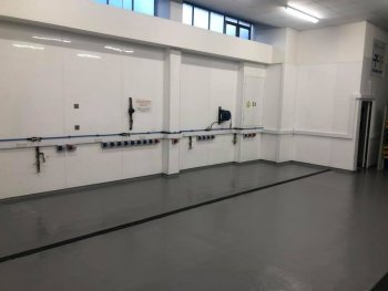 Anti Slip Epoxy Floor