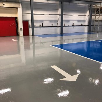 Epoxy Flooring Basingstoke