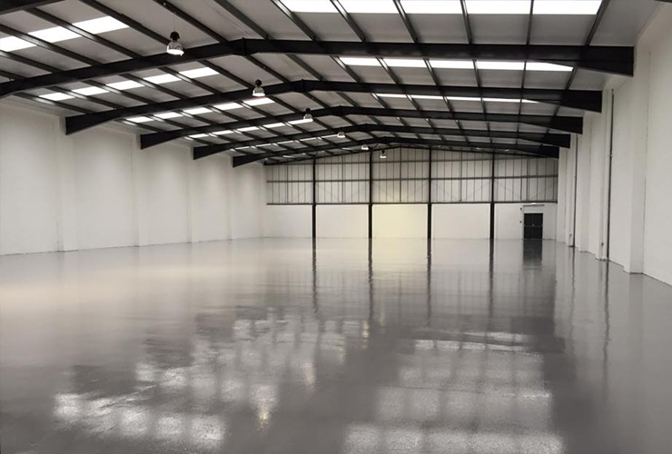 Industrial Floor Coverings Dorset