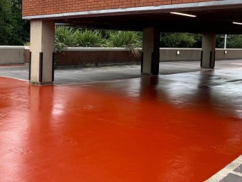 Epoxy flooring coating contractors