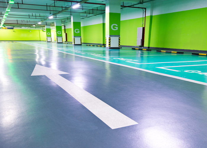 Benefits of industrial flooring