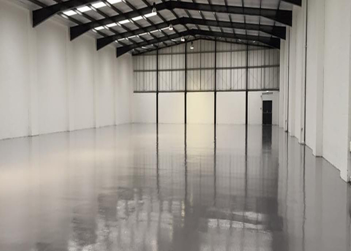 Industrial flooring contractors UK