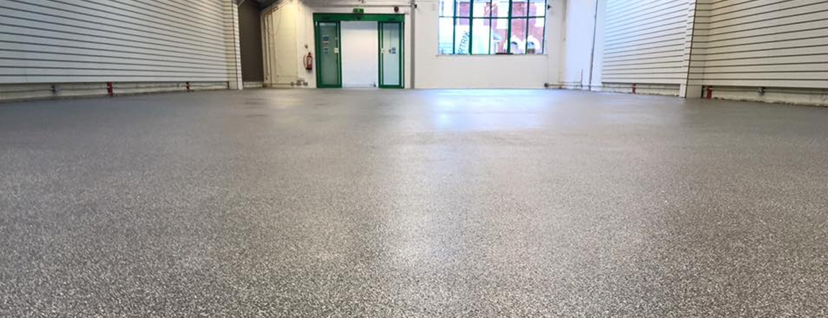 High Gloss Self Smoothing Epoxy Screed